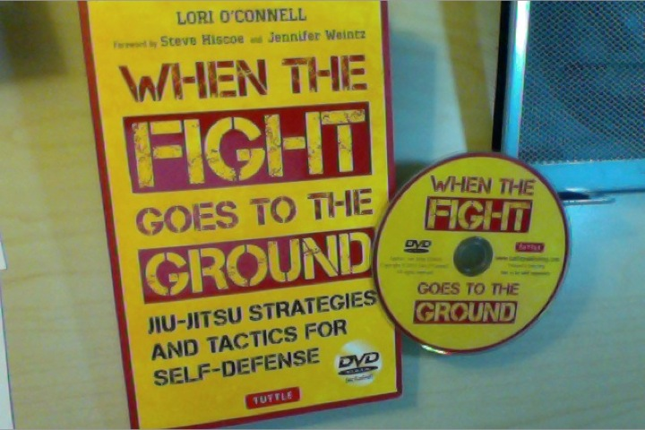 When Fight Goes to the Ground book DVD