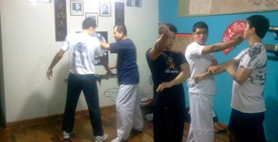 Wing Chun Group Lesson