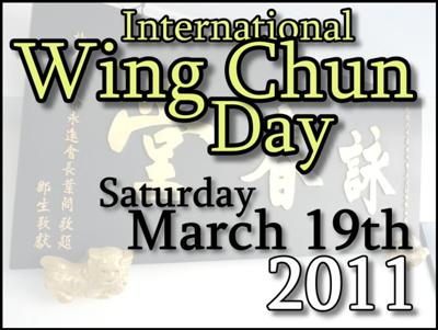 International Wing Chun Day