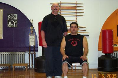 Master James Cama endorses Sifu Bruce Nepon