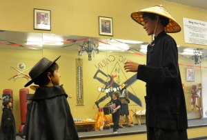 Zorro Ip Man (Yip Man) Costumes
